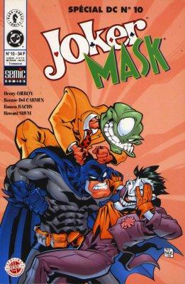 Batman, the Joker, and... Jim Carrey