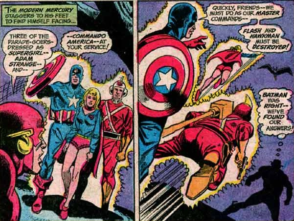 Unofficial Crossovers, Tributes and...well...Rip offs! Jla103A