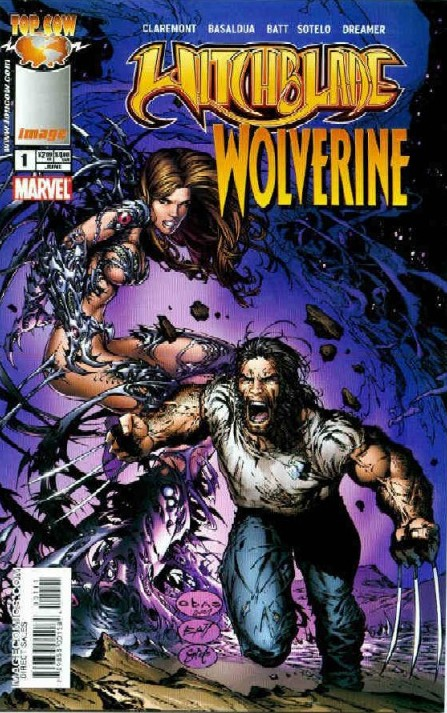 wolverine meets witchblade